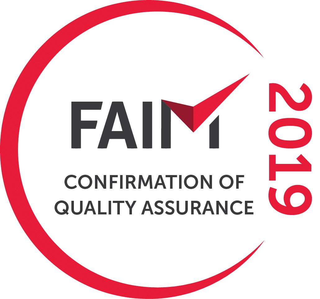 Faim Logo 2019